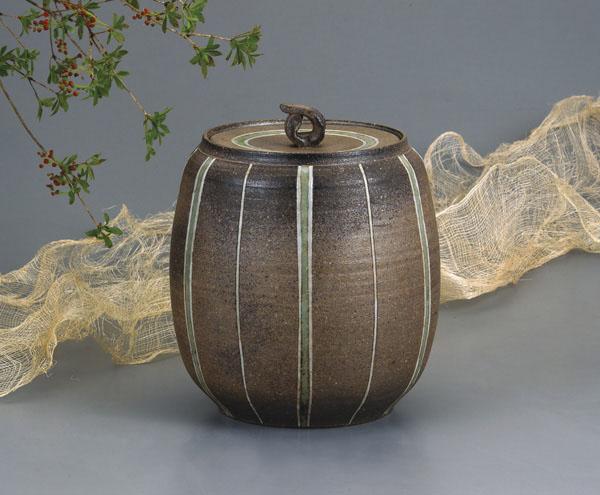 骨壷 優彩(ゆうさい)※木箱入 サイズは3種類 骨壷