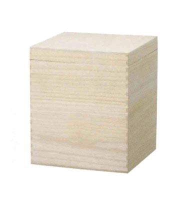 桐箱(きりばこ)のみ日本製  (サイズは骨壷5~7寸用) 骨壷