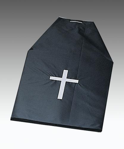 桐箱用骨カバーのみ キリスト (サイズは骨壷5~7寸用) 骨壷