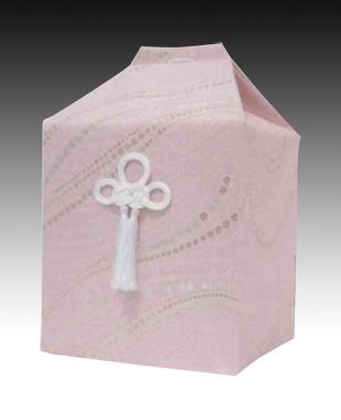 桐箱用骨カバーのみ パール【ピンク】(サイズは骨壷5~7寸用) 骨壷
