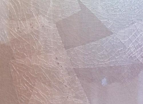 骨壷 九谷焼 銀彩 ピンク(サイズは3種類) 骨壺