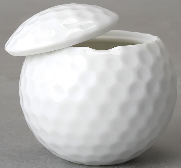 ミニ骨壷 ボール型 ゴルフ