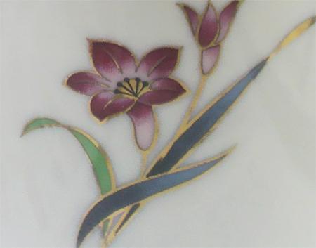 ミニ骨壷 蘭 2.3寸 骨壺